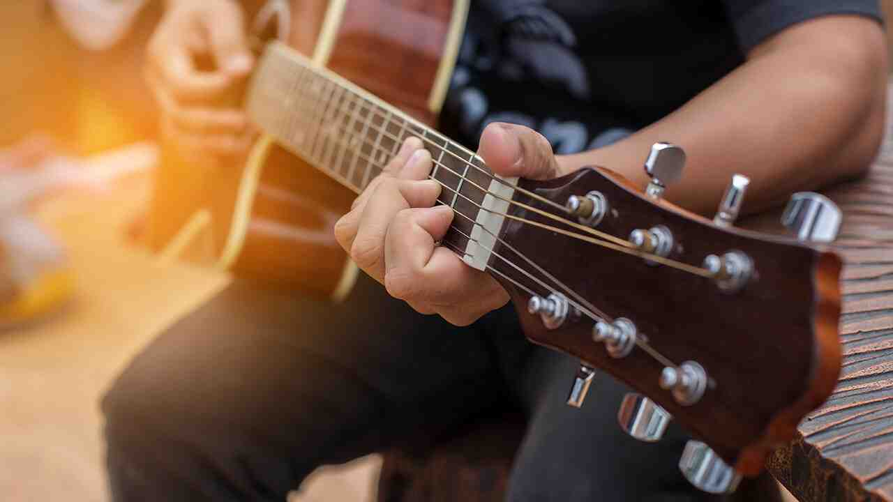 Comment jouer du beau rythme à la guitare?