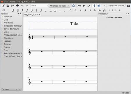 Comment publier de la musique papier?