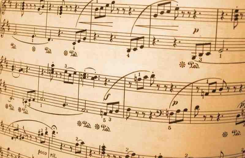 Comment trouver des partitions de musique ?