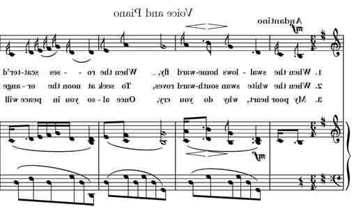 Comment trouver la partition d'une chanson?