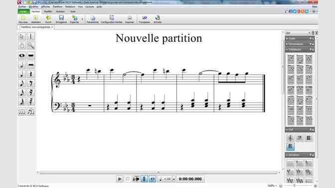 Où puis-je obtenir de la musique de piano gratuite?