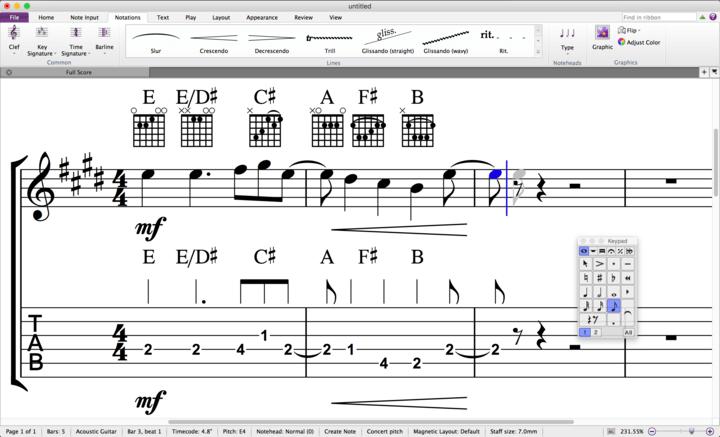 Où puis-je trouver de la musique sur papier?