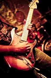 Quelle guitare rythmique?